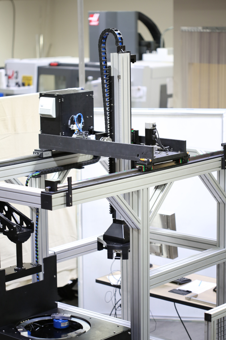 Industrial Automation and Metrology