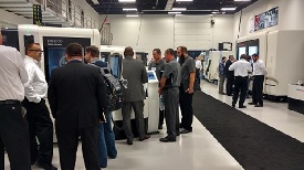 DMG Mori Open House Charlotte