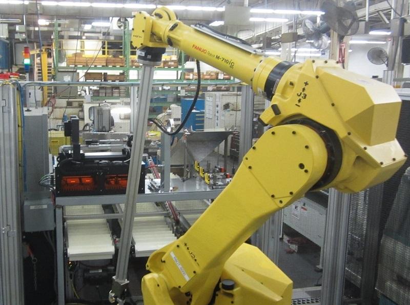 Autonetics General Grind Automation