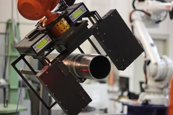 Automated Thread Gauging using non contact metrology