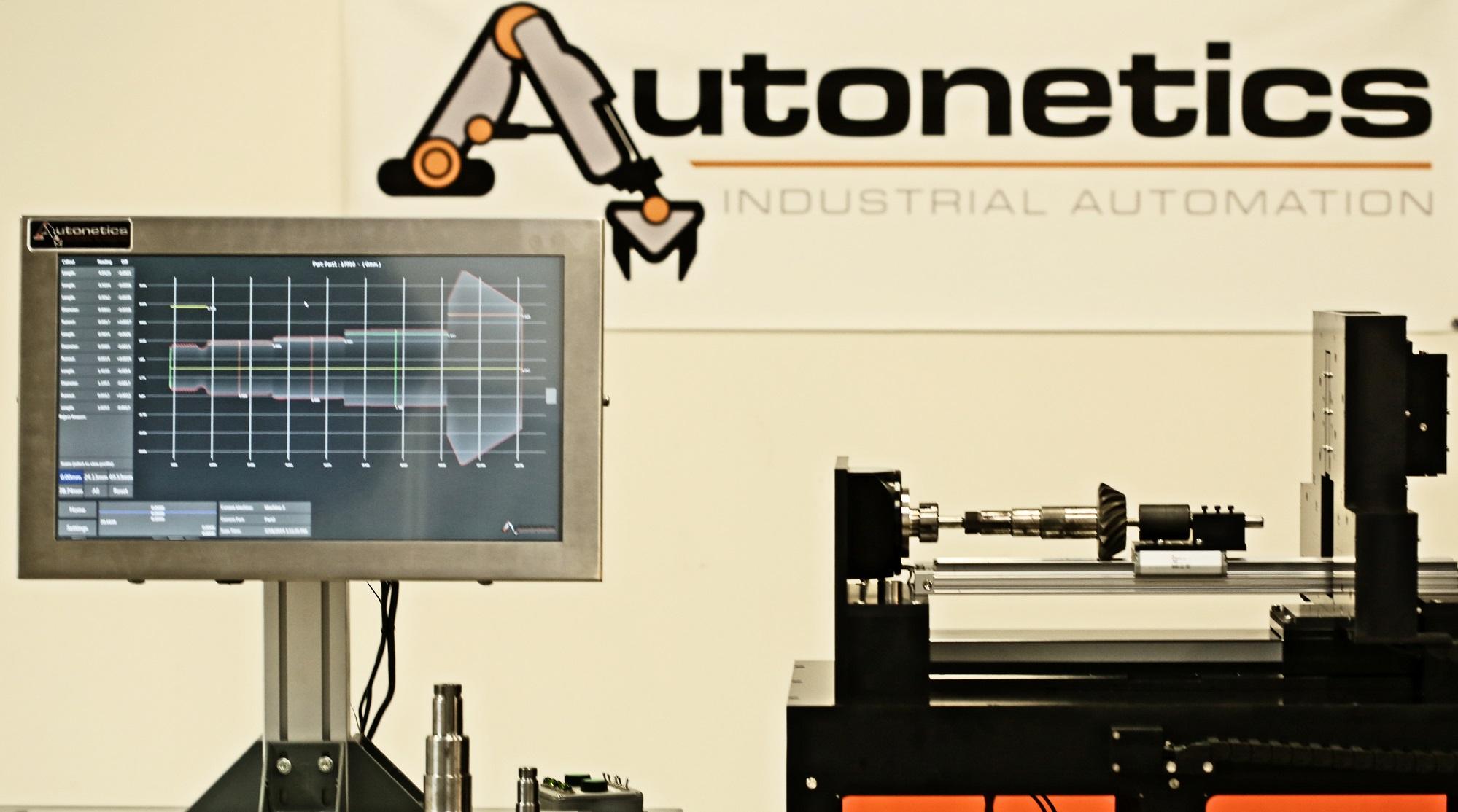 Autonetics Logo and HMI