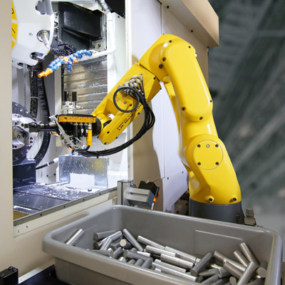 Automated Tending Robotic Arm