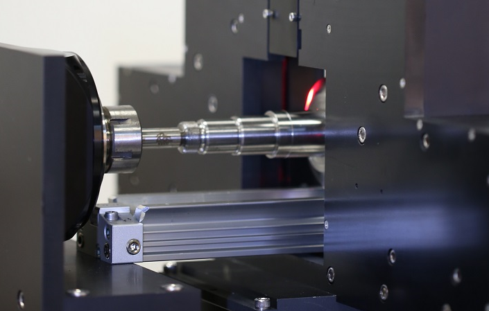 Picture of Spindle Laser for Inspection